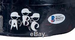 1990 Frank Thomas Rookie Signed Game Used Chicago White Sox Helmet PSA DNA COA