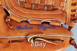 1993 Nolan Ryan Game-Used Glove Texas Rangers COA PSA/DNA