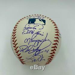 2005 Chicago White Sox World Series Champs Team Signed MLB Baseball PSA DNA COA