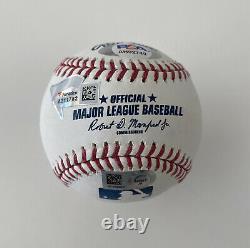 Aaron Judge Signed Baseball PSA/DNA Fanatics ROMLB Autograph Ball Triple COA