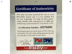 Aaron Judge Single Signed Baseball Autographed AUTO PSA/DNA COA NY Yankees