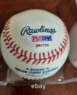 Albert Pujols Auto ROML Baseball signed PSA/DNA coa Autographed really nice