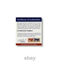 Alicia Vikander Signed Autographed 11x14 Photo PSA/DNA COA