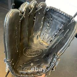 Andy Pettitte Signed Game Used 2013 Baseball Glove With PSA DNA COA NY Yankees