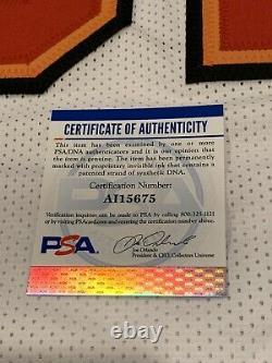 Antoine Winfield Jr Autographed/Signed Jersey PSA/DNA COA Tampa Bay Buccaneers