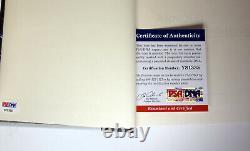 Arnold Schwarzenegger Signed Autograph Total Recall 1st Edition Book PSA/DNA COA