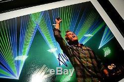 Avicii Signed Autograph Tim Bergling PSA/DNA COA