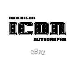 Bill Goldberg Signed WWE World Championship Toy Belt PSA/DNA COA WCW Autograph