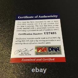 Brooks Robinson Signed Autographed Rawlings Big Stick Baseball Bat PSA DNA COA