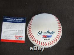 Bryce Harper Signed Autograph Auto Omlb Baseball Jsa Coa Psa/dna Coa Bb1644