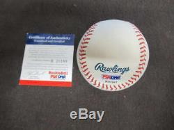 Bryce Harper Signed Autograph Auto Omlb Baseball Jsa Coa Psa/dna Coa Bb1645