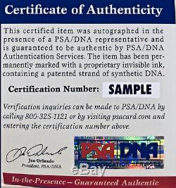 Charlie Sheen Autographed Major League Jersey Vaughn Signed PSA/DNA COA