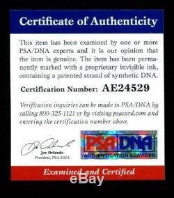 Christopher Lee Star Wars Signed 8x10 Photo Autographed auto PSA/DNA COA sale