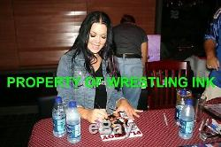 Chyna Wwe Wwf Diva Signed Autograph Playboy Magazine Psa/dna Coa