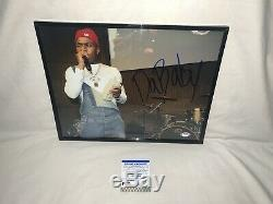 DABABY SIGNED AUTOGRAPHED 11x14 PHOTO PROOF FRAMED SUGE BABY ON BABY PSA/DNA COA