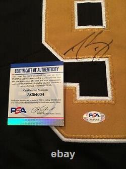 DREW BREES Signed Jersey PSA/DNA COA New Orleans Saints Autographed
