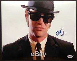 Dan Aykroyd Signed 11x14 Photo Autograph Psa Dna Coa Blues Brothers