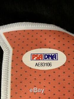 Devin Booker Autographed/Signed Jersey PSA/DNA COA Phoenix Suns
