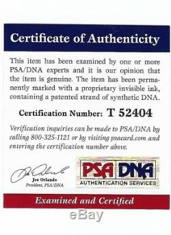 Donald Trump Signed Autographed Baseball Very Rare Full signature PSA/DNA COA