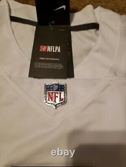 Drew Brees signed jersey Auto Psa/dna Coa. Nike white w tags. Hall of fame Goat