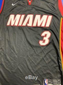 Dwyane Wade Signed Jersey PSA/DNA COA Miami Heat Adult L