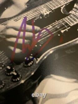EDDIE VAN HALEN Signed Autographed 11x14 Photograph PSA/DNA COA Authentication