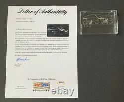 EMINEM Signed SSLP20 CHROME CASSETTE AUTO Only 99 Sold Out PSA/DNA COA #AH41010