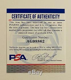 EVA GREEN AUTOGRAPHED SIGNED 8x10 PHOTO PSA/DNA COA