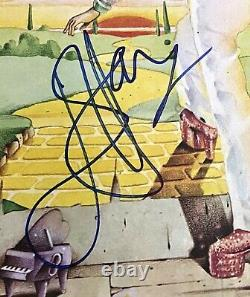 Elton John Signed Goodbye Yellow Brick Road LP Album PSA/DNA COA Auto Beautiful