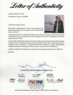 Eminem Signed Photo 8x10! Slim Shady Autograph! Revival D12! Psa Dna Coa Bas