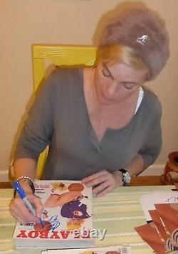 Erika Eleniak Signed April 1989 Playboy Magazine PSA/DNA COA Baywatch Autograph