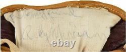 Extraordinary Rocky Marciano Signed 1956 Boxing Gloves (2) With PSA DNA COA