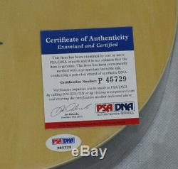 FAITH HILL & TIM McGRAW Hand Signed Acoustic Guitar + PSA DNA COA P45729