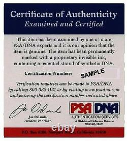 GENE WILDER Signed Willy Wonka 12x18 Photo #1 Autograph with PSA/DNA COA