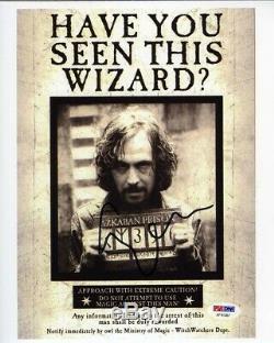 Gary Oldman Harry Potter Autographed Signed 8x10 Photo Authentic PSA/DNA COA