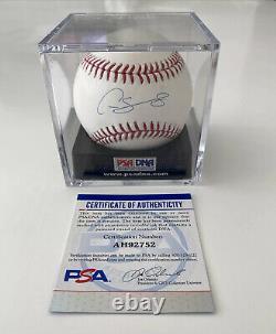 Gary Sanchez NY Yankees Signed Autograph MLB Baseball PSA/DNA COA ROMLB Yankess