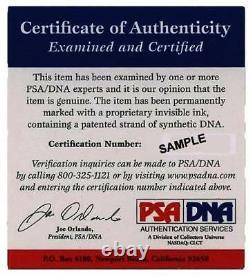 Gene Wilder Signed Blazing Saddles 8x10 Photo #2 Autograph with PSA/DNA COA