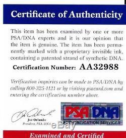 George Michael Signed 8x10 Photo Authentic Autograph Wham Psa/dna Coa Aa32988