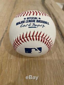 Gerrit Cole Signed Baseball PSA/DNA Yankess Autograph Ball COA