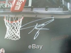 Giannis Antetokounmpo Signed Autograph 16x20 Photo Psa/dna Coa Mint Auto Jsa