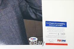 Gordie Howe Signed 16x20 Photo With Wayne Gretzky Psa/dna Coa