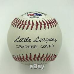 Hank Aaron Signed Autographed Baseball PSA DNA COA