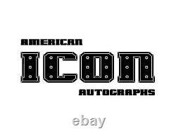Hulk Hogan & Zeus Signed WWE No Holds Barred 16x20 Photo PSA/DNA COA Tiny Lister