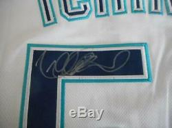 Ichiro Suzuki Autographed Mariners throwback Jersey PSA/DNA COA AUTO SIGNED