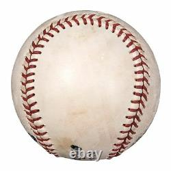 Jackie Robinson Single Signed Autographed Baseball With PSA DNA COA