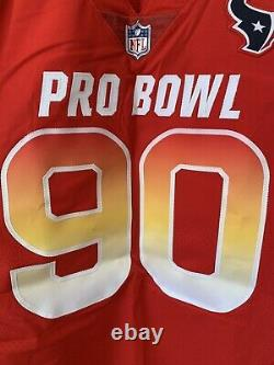 Jadeveon Clowney 2018 AFC Pro Bowl Game Issued/Not Worn NFL Jersey PSA/DNA COA