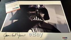 James Earl Jones STAR WARS signed 8 x 10 photo autograph PSA/DNA COA