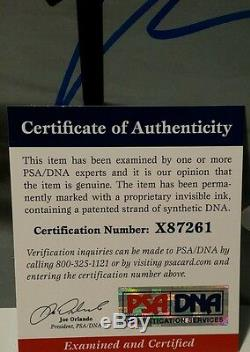 James Spader Signed The Blacklist 11x14 Photo PSA/DNA COA