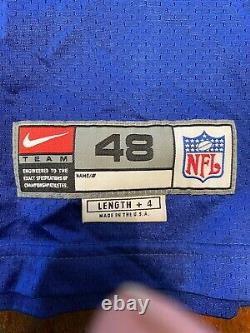 Jeremy Shockey game Issued Used Signed New York Giants Jersey Psa Dna Coa