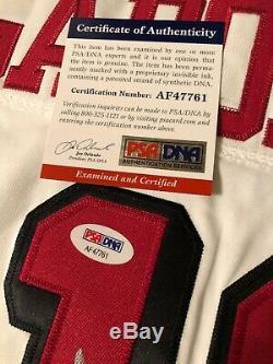 Jimmy Garoppolo Signed Jersey San Francisco 49ers Psa Dna Coa